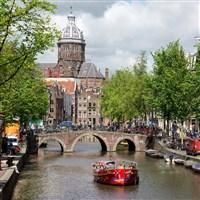 Amsterdam River Cruise CITO