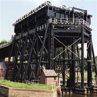 Knutsford and the Anderton Boat Lift