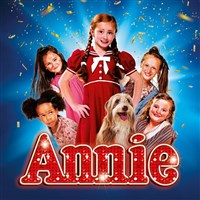 Annie at the Opera House, Manchester