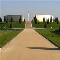 Lichfield & the National Memorial Arboretum