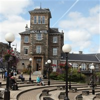 Dunoon, Argyll's Arduaine Gardens & Kyles of Bute