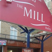 Dewsbury Market and 'The Mill' Batley