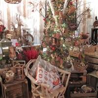 Bents Garden Centre at Christmas