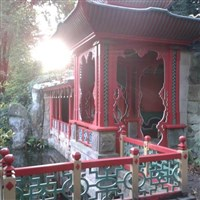 Biddulph Grange Gardens & Little Morton Hall