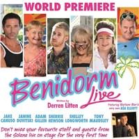 Benidorm at the Palace Theatre