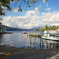 Steam on Bowness and Afternoon Tea at Daffodil