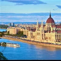 Trans European River Cruise CITO