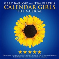 The Calendar Girls at the Lowry