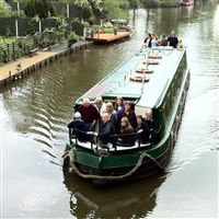 Lancaster & Barton Grange Fish & Chip Canal Cruise
