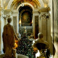 Castle Howard for its Christmas Decorations
