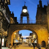 New Year at Chester