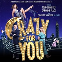Crazy for You at the Opera, Manchester