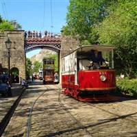 Time Tunnel's Train's, Trams & Treasures