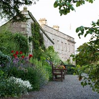 Dalemain House for its Plant/ Craft Fair