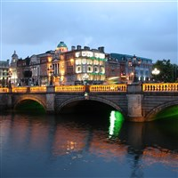 Delectable Dublin City Centre Break