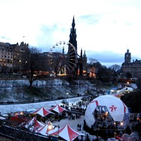 Edinburgh Xmas Markets