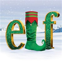 Elf at the Lowry