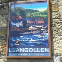 Llangollen Boat Trip and Railway