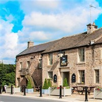 Fleece Inn Lunch, Dolphinholme