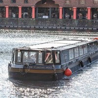 Floating Grace, Victoria Museum & Liverpool