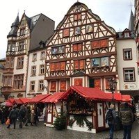German Christmas Markets P&O Mini Cruise