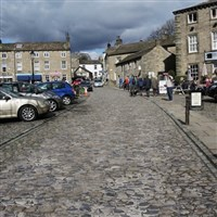 Grassington's Dickensian Festival and Skipton