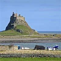 Holy Island of Lindisfarne
