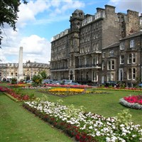 Harrogate for Christmas Shopping