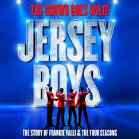 Jersey Boys at the Palace Theatre