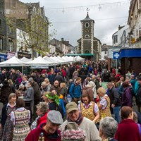 Keswick for its Victorian Fayre