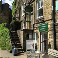 Dewsbury Market and Holmfirth