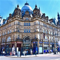 Leeds for shopping
