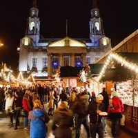 Leeds for shopping or Christmas Markets