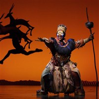 Lion King at Palace Theatre, Manchester