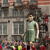 Liverpool for the Sea Odyssey Giants