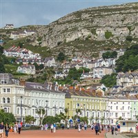 Chester or the Seaside Resort of Llandudno