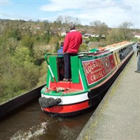 Llangollen & Pontcyslle Aqueduct Cruise