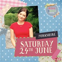 Harrogate or Make & Bake Festival