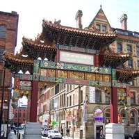 Manchester for Chinese Parade
