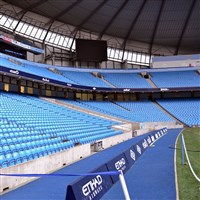 Manchester or Manchester City Stadium Tour