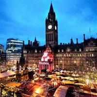 Manchester's Christmas Market