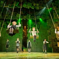 'Matilda' at the Palace Theatre, Manchester