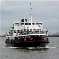 Ferry across the Mersey, Liverpool Albert Dock