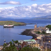 Oban & The Highlands Stunning Islands