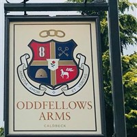 Oddfellows Arms & The Scenery of the Lakes