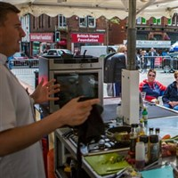 Penrith on a Plate Food Festival & Family Fun Day