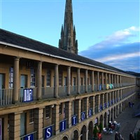 HalifaxMarket and Piece Hall