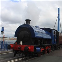 RibbleValleySteam Railway Gala & British Transport