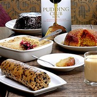 Pudding Club and the Cotswolds