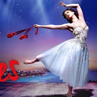 Red Shoes at the Lowry